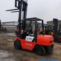 3吨合力叉车3吨杭州叉车3.5吨叉车低价出售市场
