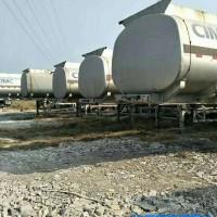 低价出售二手40立方全铝油罐车原车普货手续全包提档过户报价