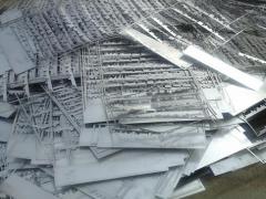 无锡市回收废不锈钢废料市场加工分拣技术;