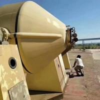 供应二手搪瓷双锥干燥机 济宁市供应二手搪瓷双锥干燥机