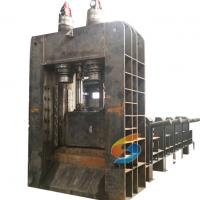 供应液压龙门剪切机 大型废钢废铁报废汽车剪切机 600吨龙门剪切机